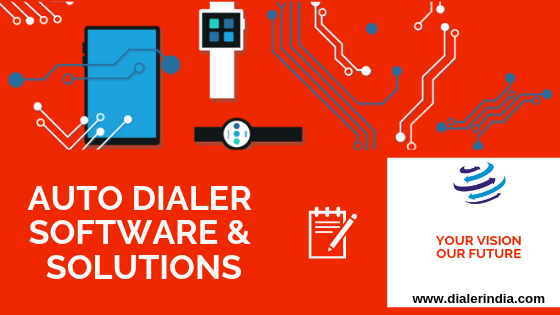 Hosted Predictive Dialer Software Services in India