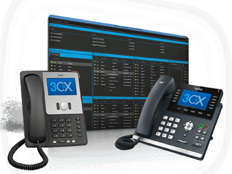 ip pbx dialer voip minutes hosted cloud