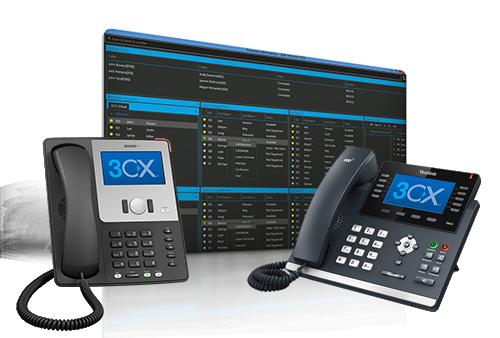 Software Based Ip Pbx Pbx Phone System Avykta Intellicall